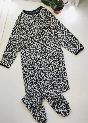 Кингуруми тёплая пижама