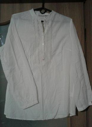 Стильная блузка рубашка вышиванка.