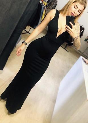 Полная распродажа🔥 элегантное платье сукня из плотной, эластичной ткани с эффектом утяжки