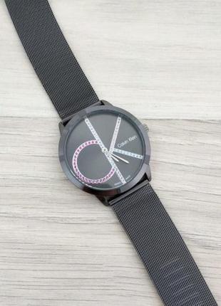 Часы calvin klein 2140cc black 1004-0342