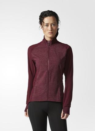 Оригинальная легкая куртка для бега в красивейшем дизайне от adidas supernova