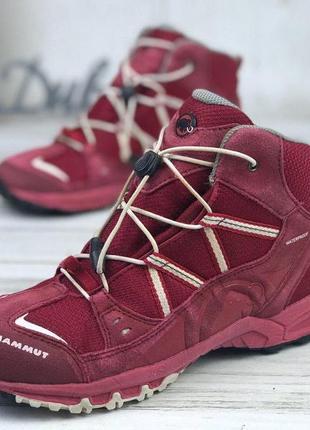 Трекинговые женские ботинки mammut