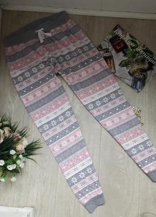 Классные домашние,пижамные штаники размер м-л new look