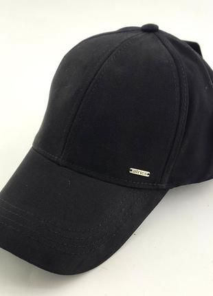 Бейсболка катоновая мужская кепка