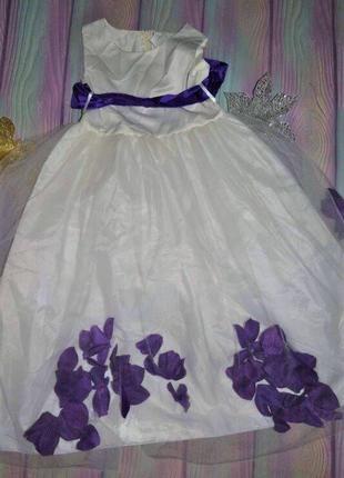 Нарядное платье 10 лет- дефект
