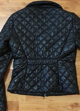 Trussardi,оригинал, куртка стеганая,италия