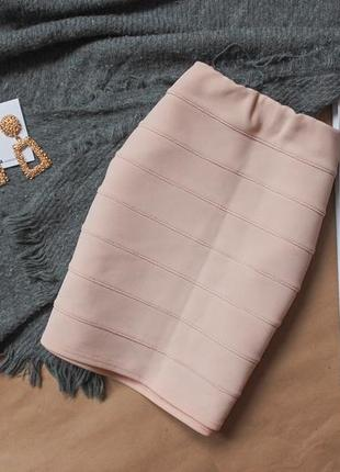 Бандажна міні юбка/спідниця
