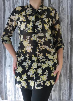 Туника, блуза-рубашка, блузон 12 размер большой выбор модной одежды заходите!
