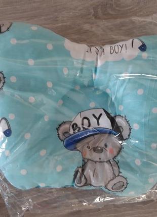 Ортопедическая подушечеа для новорожденных
