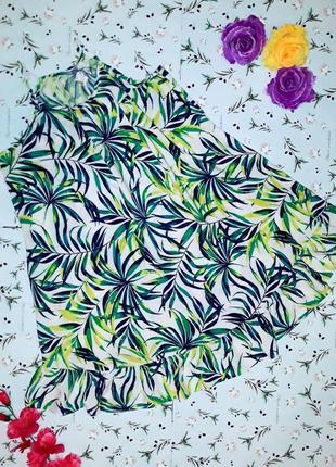 🎁1+1=3 крутое нарядное белое короткое свободное платье оверсайз, размер 44 - 46