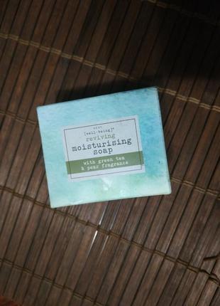 Шикарное увлажняющее мыло от marks & spencer, оригинал!