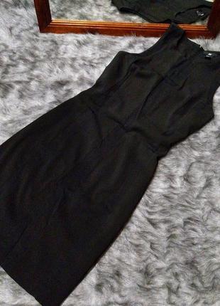 Платье трапеция h&m