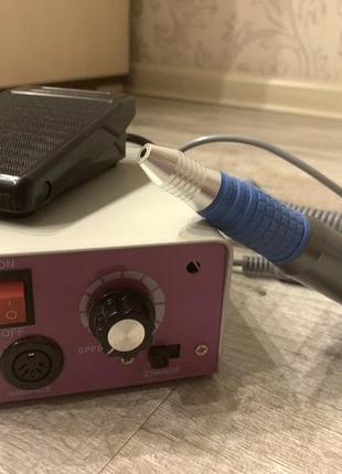 Описание  профессиональный фрезерный аппарат lina mm-25000