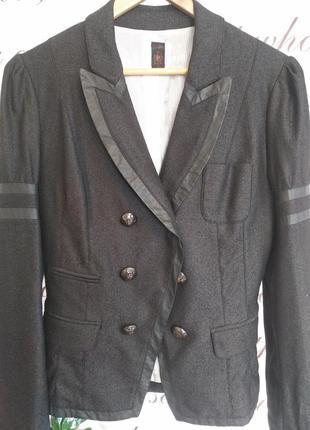 Невероятно стильный итальянский пиджак