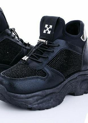 Of white зимние кроссовки ботинки зима