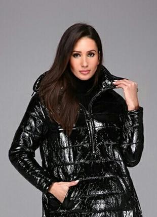 Распродажа, еврозима, бомбезная зимняя куртка от бренда raw