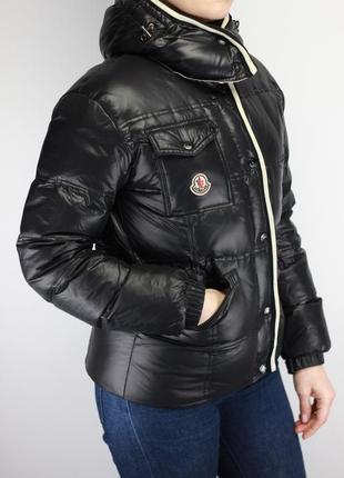 Пуховая куртка по типу columbia the north face