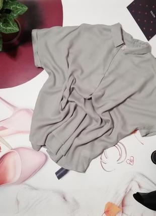 Рубашка оверсайз f&f, 100% лиоселл, размер 18/46
