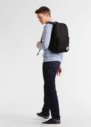 Converse. оригинал. городской спортивный рюкзак.