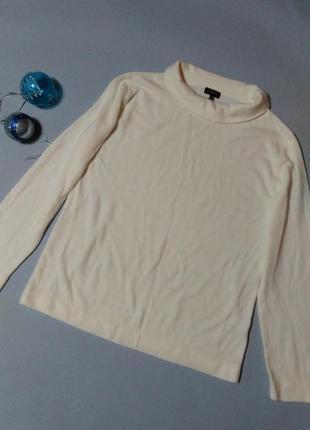 Молочный свитер 16-18