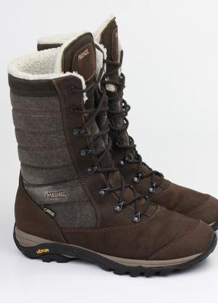 Фирменные зимние ботинки на гортексе по типу lowa columbia salomon merrell