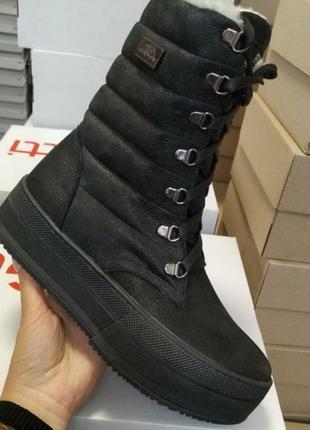 Зимние ботинки на шнуровке,размер 38,последние💥