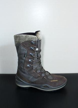 Оригинал lowa paganella gtx ws anthrazit ботинки