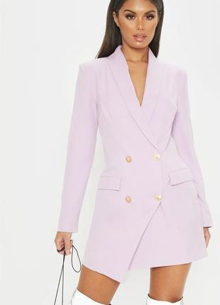 👑♥️final sale 2019 ♥️👑  лиловое платье пиджак