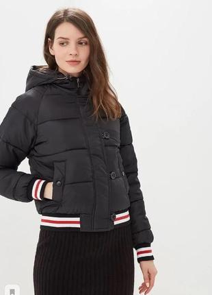 Утепленная куртка jennyfer (бирка!)