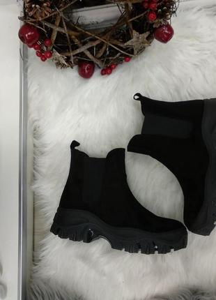 Ботинки зимние ❄️ chelsea (3046*)