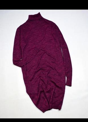 Платье тёплое -туника фирменная