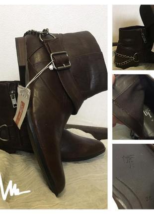 Стильные ботиночки zara )) демисезонные