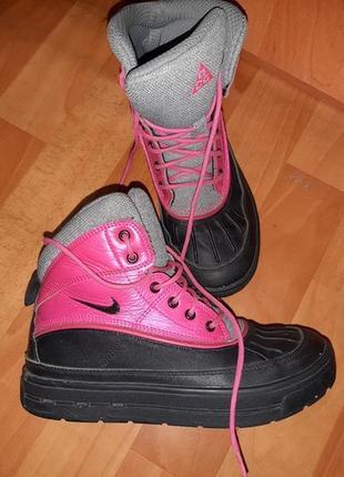 Резиновые сапоги-кросовки nike