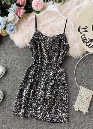 Новогодное платье