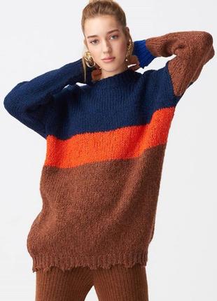 Супер стильный и теплый свитер dilvin