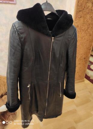 Натуральная дубленка,куртка