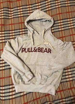 Оригинальная толстовка от pull & bear