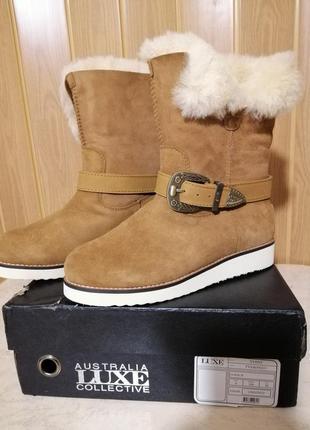 Угги ugg australia luxe самые теплые из ugg