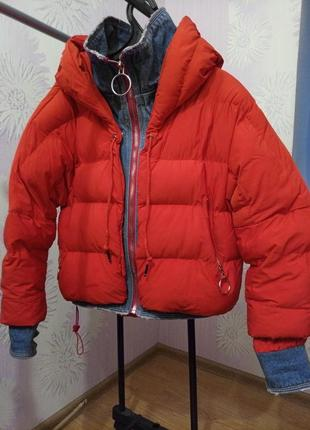 Стильная куртка на любую погоду