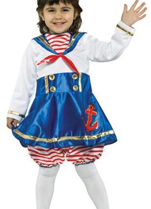 Карнавальный костюм морячка 2-3г