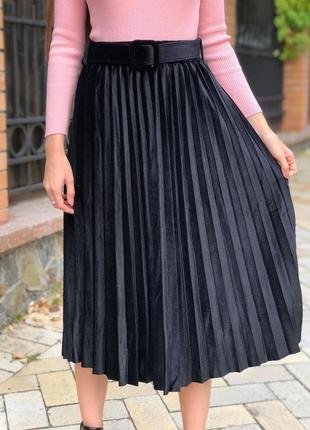 Женская юбка стильная