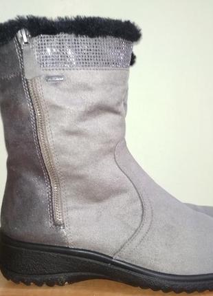 Зимние ботинки ara gore tex р.6.5(39.5)
