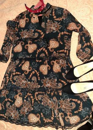 Супер легке шифонове плаття