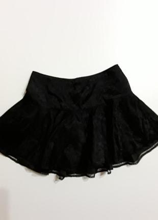 Фирменная воздушная легкая юбка