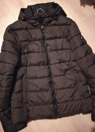 Брендовая куртка хаки