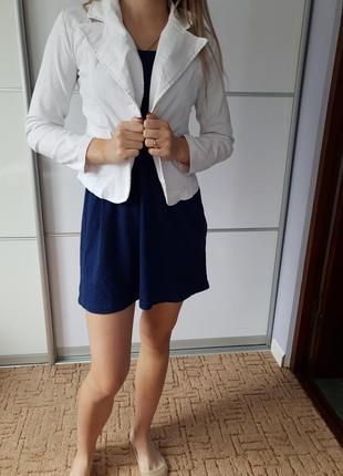 Пиджак белый*
