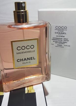 Chanel coco mademoiselle,100 мл