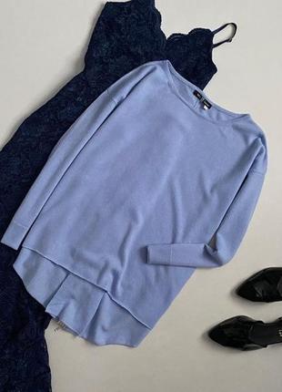 Стильный базовый свитер 100% кашемир