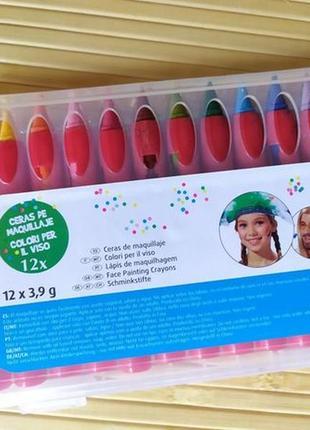 Карандаши для аква грима/ для детского макияжа