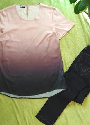 Набор блуза + джинсы скини